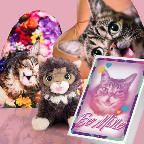 The Signed BUB Pillows Valentine's Day Bundle