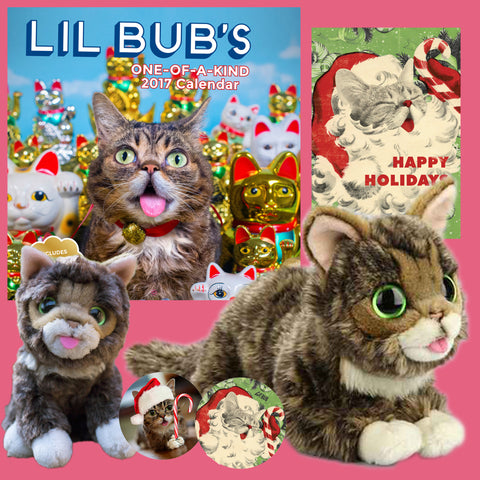 BUB Plush + Calendar Holiday Bundle