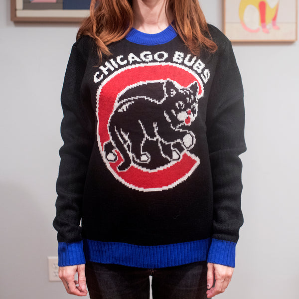 Knit Sweater - Chicago BUBs 2018