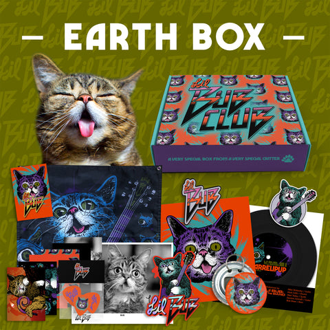 BUB CLUB Q6: The Rock & Roll EARTH BOX