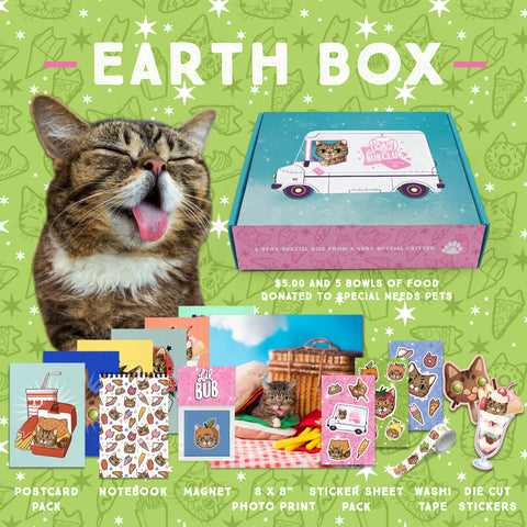 BUB CLUB YUMMY Edition (Q2) - Earth BOX