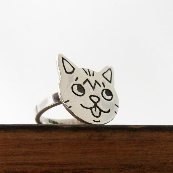 Ring (Sterling Silver) - CUTIE BUB - Limited Edition