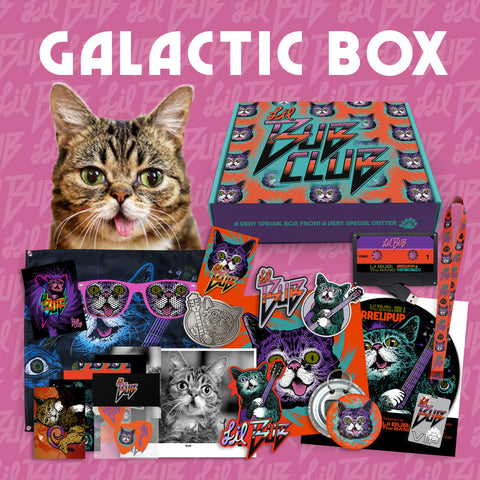 BUB CLUB Q6: The Rock & Roll GALACTIC BOX