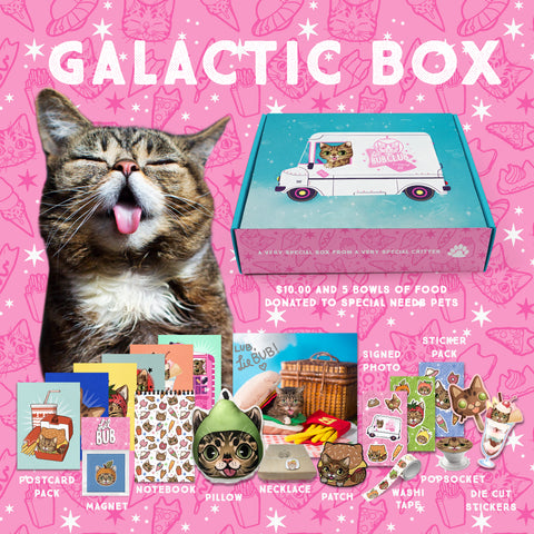 BUB CLUB YUMMY Edition (Q2) - Galactic BOX