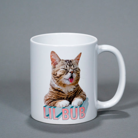 11 oz Coffee Mug - HAPPY BUB