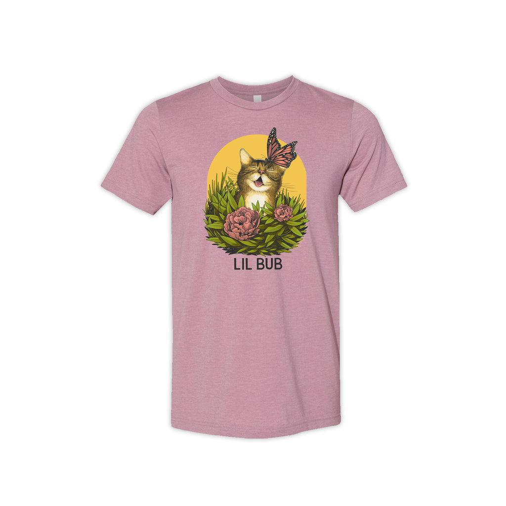 Unisex T-Shirt - Butterfly BUB - Heather Orchid
