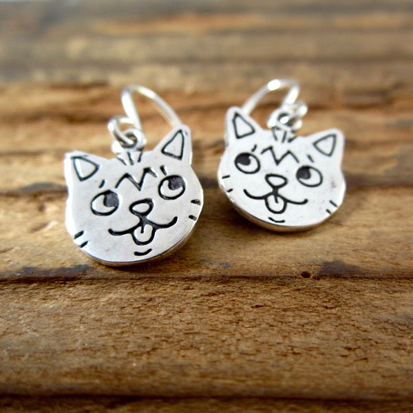 Earrings (Sterling Silver) - CUTIE BUB - Limited Edition