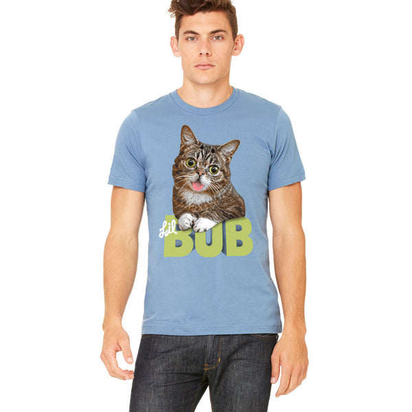 The Irresistible BUB Unisex T-Shirt - Steel Blue