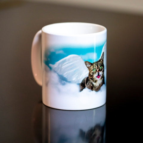 11 oz Coffee Mug - Angel BUB