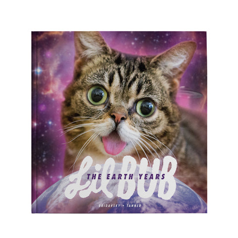 "Lil BUB: The Earth Years - Limited Edition Commemorative Book + 7"" Record PREORDER"