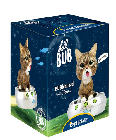 Lil BUB Bobblehead with Sound V2