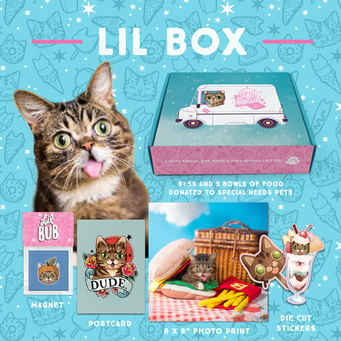 BUB CLUB YUMMY Edition (Q2) - Lil BOX