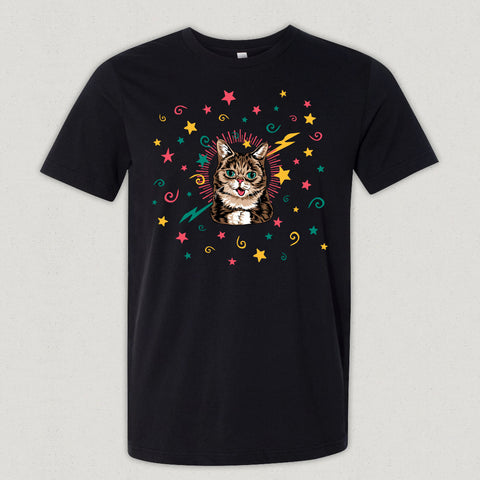 Unisex T-Shirt - MAGIC BUB - Black