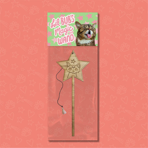 Lil BUB's Magic Wand