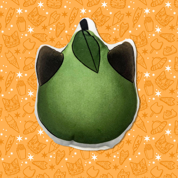 Mini Pillow - YUMMY BUB Pear - BUB CLUB 2