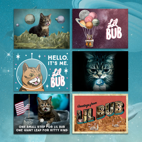 BUB CLUB Space Edition (Q1) - Galactic BOX