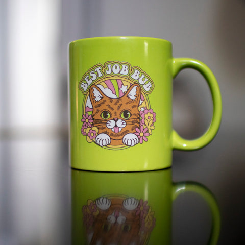 11 oz Coffee Mug - Retro BUB