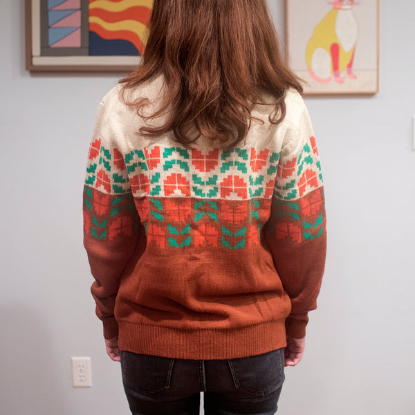 Knit Sweater - Retro BUB 2018