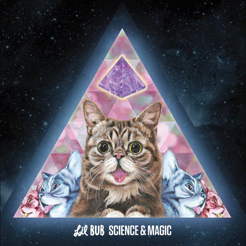 Lil BUB Science & Magic Album CD / LP / Download