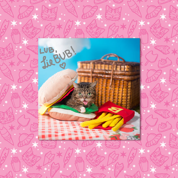 Signed Photo Print - BUB Burger