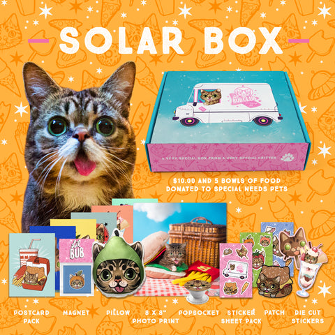 BUB CLUB YUMMY Edition (Q2) - Solar BOX