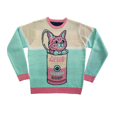 Knit Sweater - BUB Soup Can 2019