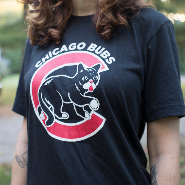 Unisex T-Shirt - Chicago BUBs - Black