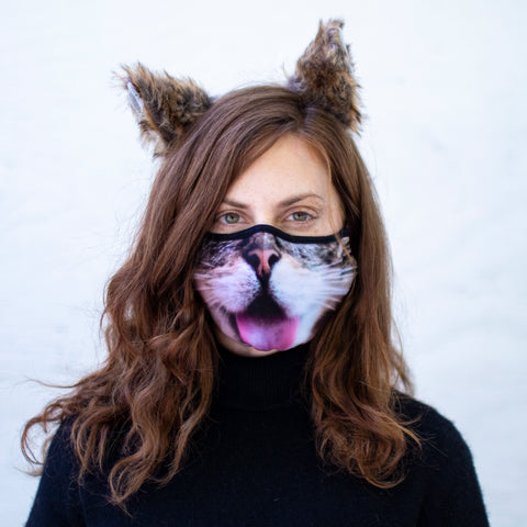 Headband - BUB Cat Ears- Halloween Special!