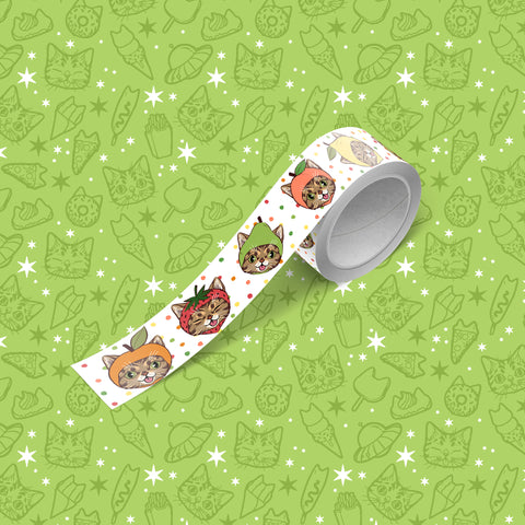 Washi Tape - YUMMY Fruit BUB - BUB CLUB 2