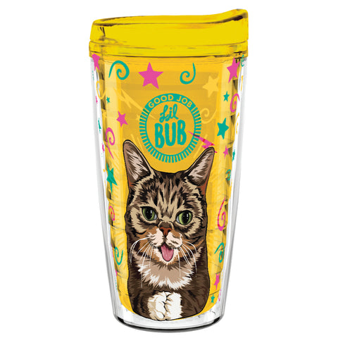 16 Oz Travel Tumbler - Magic BUB - Canary Yellow
