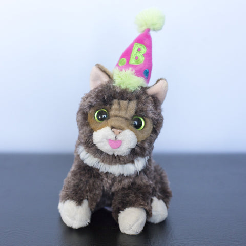 Lil BUB Mini Plush - Birthday BUB - Limited Edition