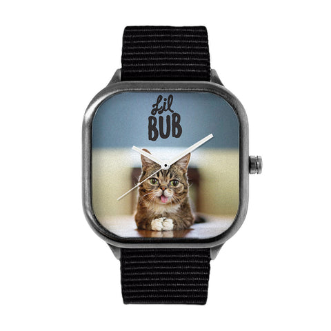 Limited Edition CLASSIC BUB Gunmetal Watch