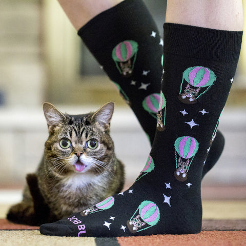 Lil BUB BUBloon Socks