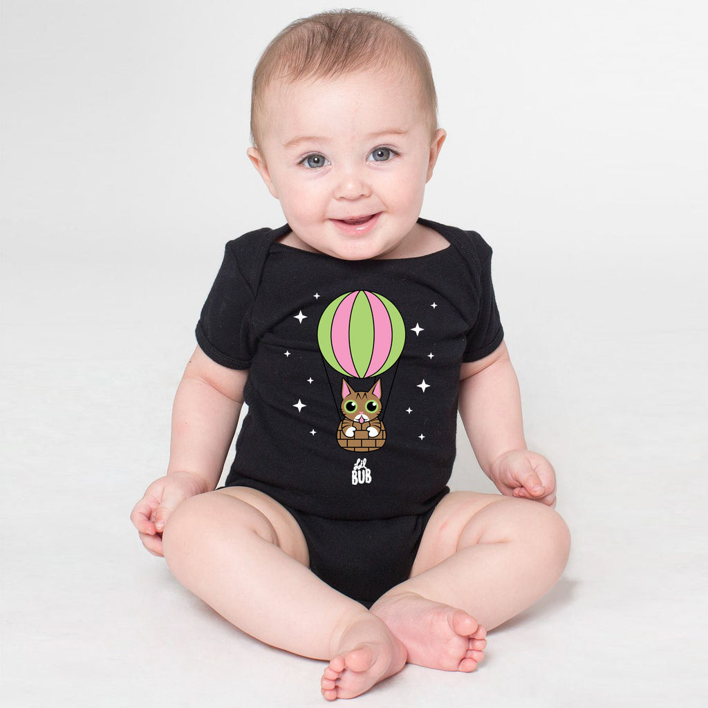 Lil BUB Baby One-Piece BUBloon Nighttime
