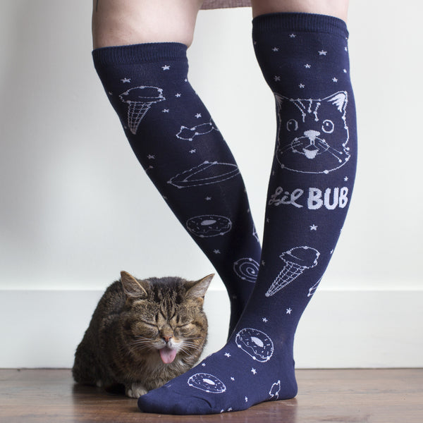 Lil BUB's Complete Knee Sock Collection (7 pairs)