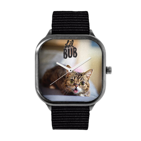 Limited Edition ECSTATIC BUB Gunmetal Watch