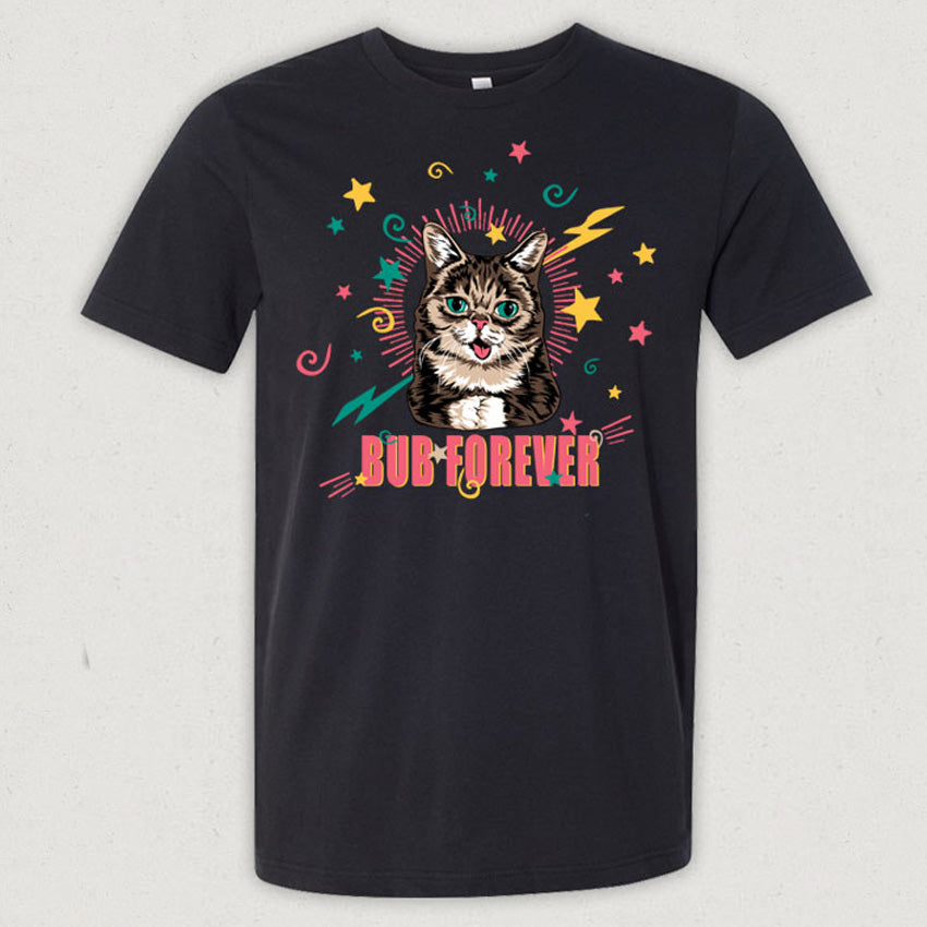 Unisex T-Shirt - MAGIC FOREVER - Black