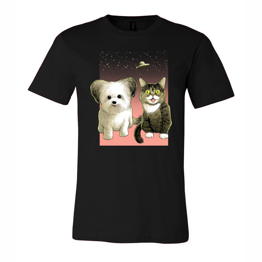 Unisex T-Shirt - BUB and Norbert - Black
