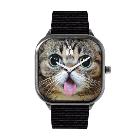 Limited Edition BUB FACE II Gunmetal Watch