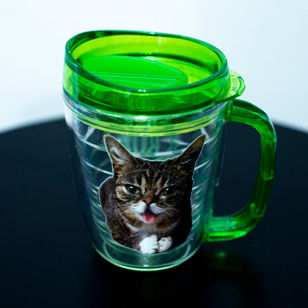 12 Oz Travel Mug - Proper BUB
