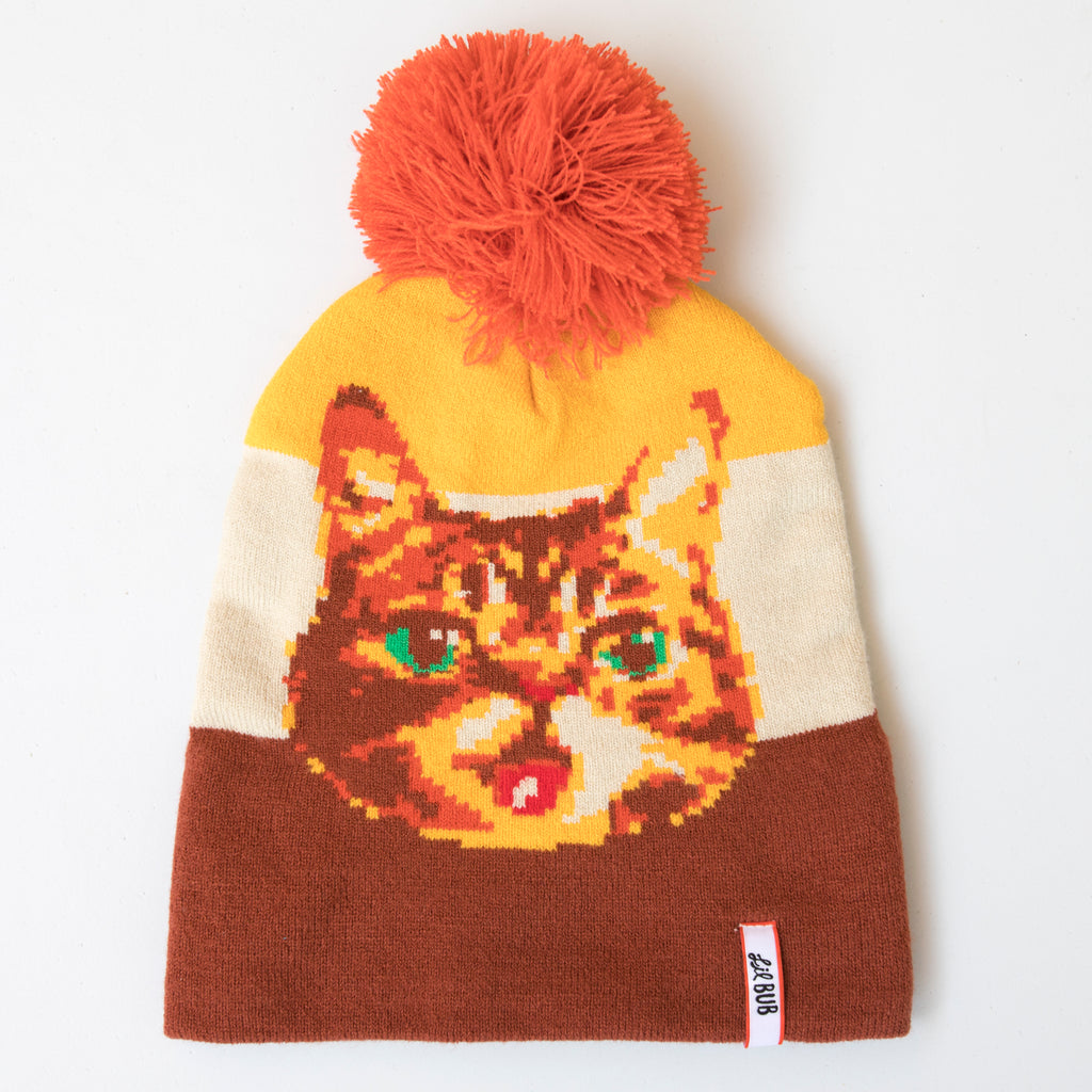 Knit Hat - Retro BUB 2018