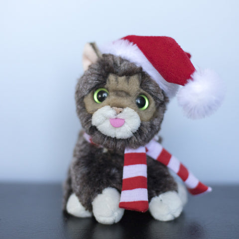 Lil BUB Mini Plush - Santa - Limited Edition