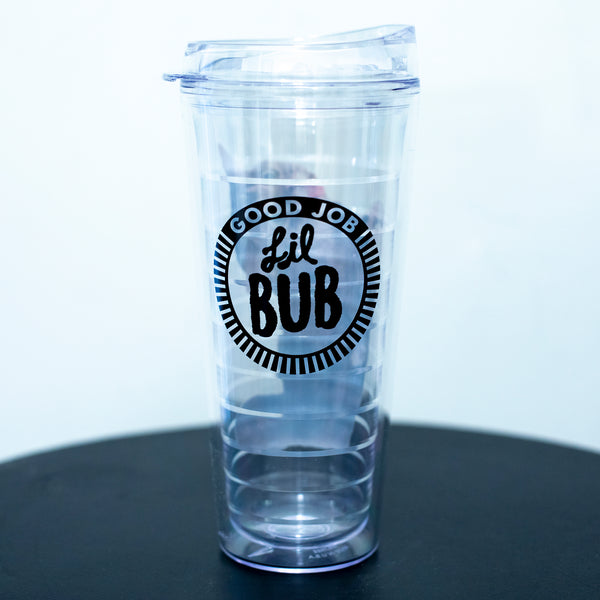 22 Oz Travel Tumbler - Squonky BUB
