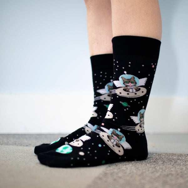 Crew Socks - Space Angel (NEW!)