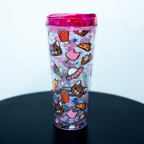 22 Oz Travel Tumbler - Yummy BUB
