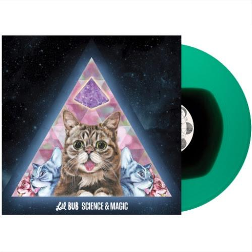 "Lil BUB - Science & Magic LP - ""Cat's Eye"" Color Vinyl"