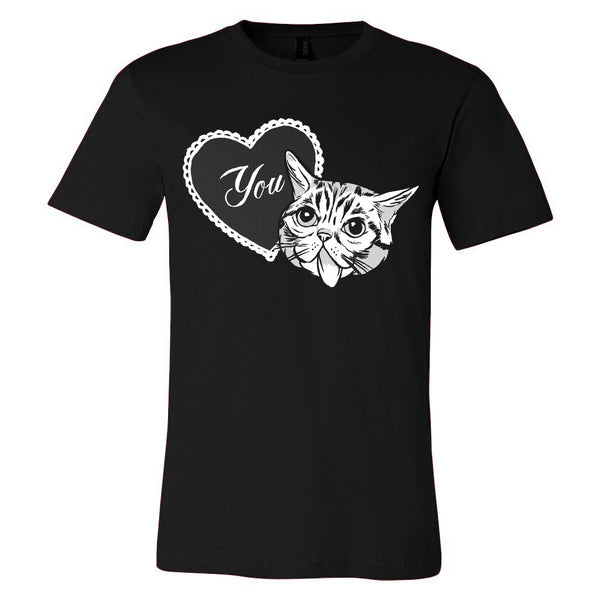LUB YOU Unisex T-Shirt - Black