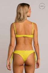 Marco Reversible Bikini Bottom - Sunbeam/Sunny Morning