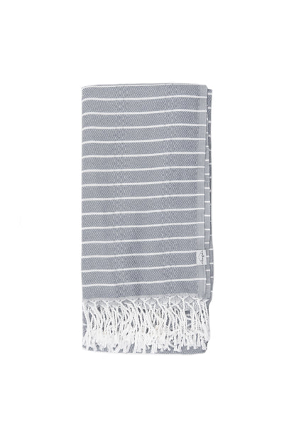 Oversized Turkish Towel - House of Jude - Stone