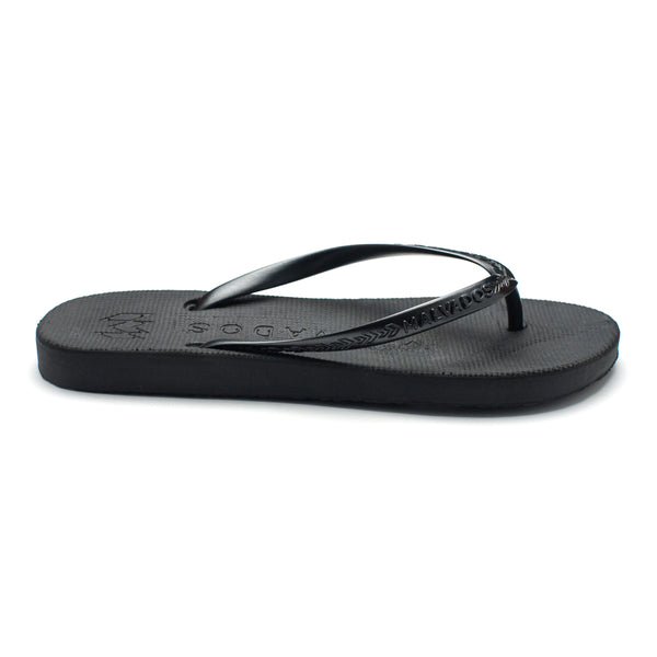 Onyx|Front - Malvados Sandals